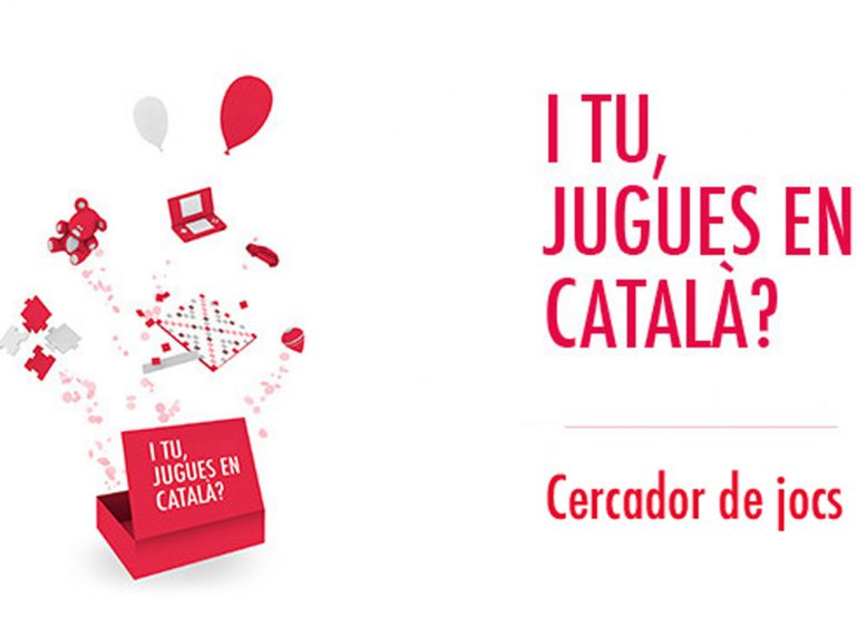 Jocs i joguines en català per a tothom