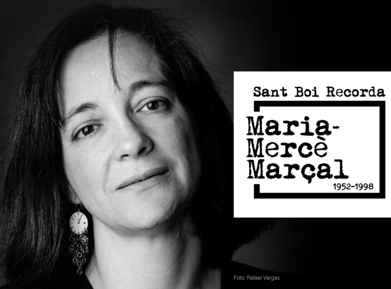Sant Boi recorda Maria-Mercè Marçal