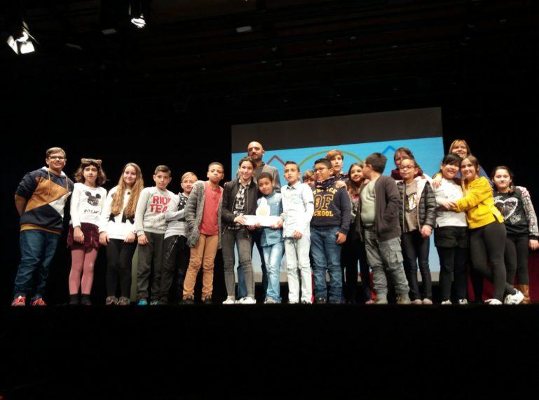 6 escoles públiques de Sant Boi premiades en la III Marató d'estalvi contra la pobresa energètica