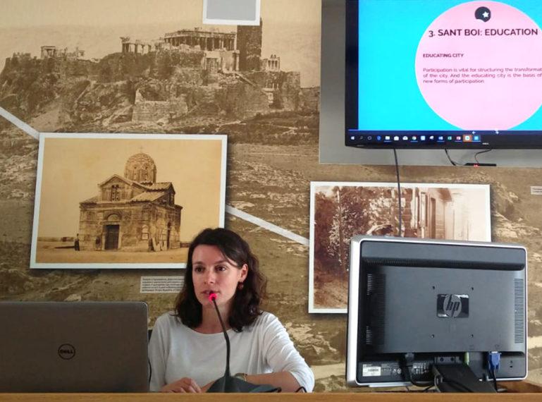 Sant Boi participarà en un nou projecte educatiu d'àmbit Europeu
