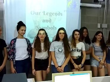 La professora de l'Institut Ítaca de Sant Boi, Gemma Hijano, ha estat guardonada recentment amb el primer Premi Nacional eTwinning pel projecte 'Our legends and symbols', desenvolupat amb els alumnes de 1r A i 2n B al llarg del curs 2016-17. eTwinning és una comunitat de centres escolars d'Europa que fomenta la col·laboració entre els […]