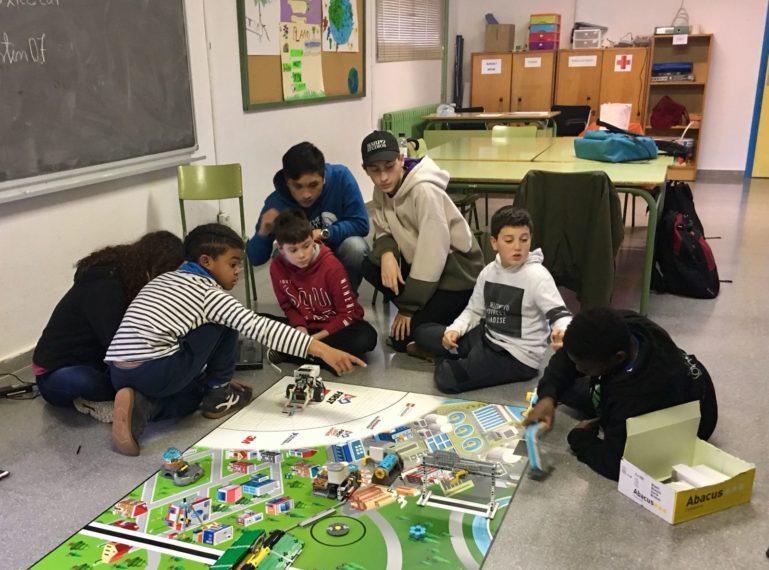 'Eduquem Junts per una comunitat educativa', Un projecte col·laboratiu a l'Escola Montbaig