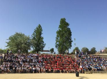 El passat 27 d'abril va tenir lloc al parc de la muntanyeta, el primer English day de Sant Boi Aquesta és una activitat organitzada pels i les mestres especialistes d'anglès de les escoles de Sant Boi i Santa Coloma de Cervelló, amb l'objectiu de promoure l'ús i l'aprenentatge de la llengua anglesa. Són moltes les […]