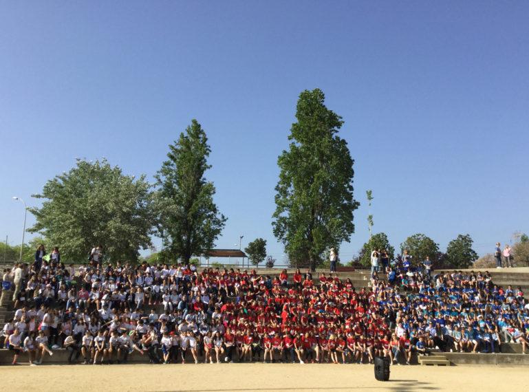 Les escoles de Sant Boi celebren el primer English Day