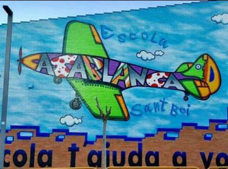 Nou projecte europeu a l'Escola Casablanca