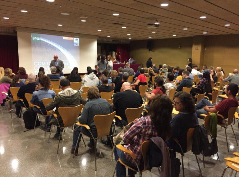 La UNED inaugura un nou curs acadèmic a Sant Boi