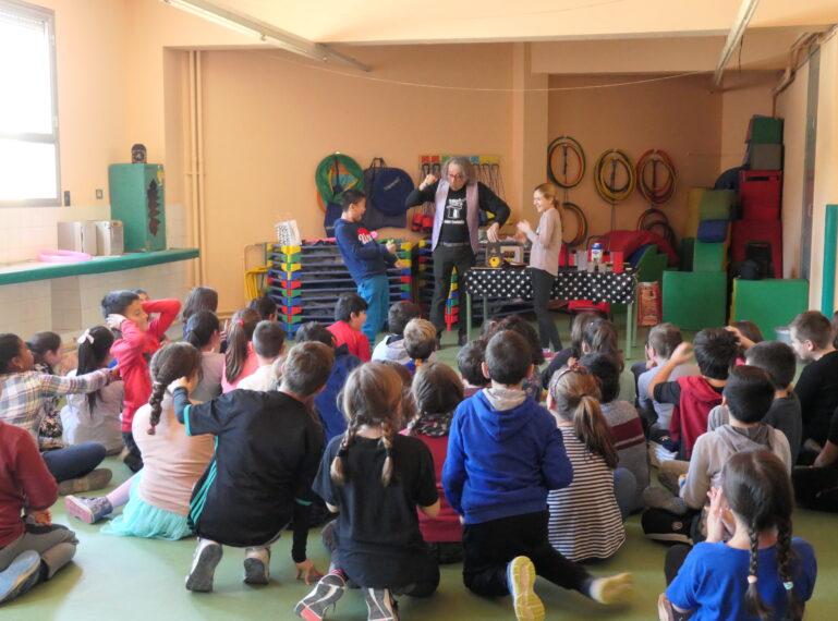 Les jornades culturals: una oportunitat per reforçar el projecte educatiu de l'escola