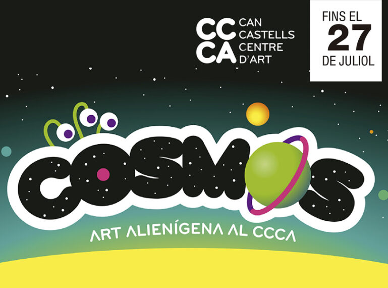 Cosmos: una experiència per fer ballar planetes, conduir una nau extraterrestre o 'tocar' un meteorit