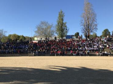 El passat 4 d'abril va tenir lloc al parc de la muntanyeta, la segona edició de l'English day. Aquesta és una activitat innovadora, organitzada pels i les mestres especialistes d'anglès de les escoles de Sant Boi i Santa Coloma de Cervelló, amb l'objectiu de promoure l'aprenentatge comunicatiu de la llengua anglesa d'una forma lúdica i […]