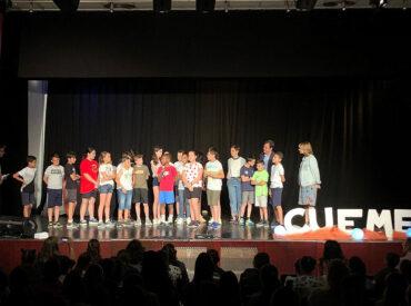 Aquest mes de juny ha finalitzat a Sant Boi la 5a edició del Programa Cultura Emprenedora a l'Escola (CuEmE). Un programa promogut per la Diputació de Barcelona que fomenta l'esperit emprenedor i les competències bàsiques en el cicle superior d'educació primària mitjançant la creació de cooperatives. A Sant Boi el projecte es desenvolupa des del […]