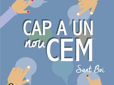 En el darrer Consell Escolar Municipal (CEM) de Sant Boi, celebrat el passat 18 de febrer, es va fer un nou pas endavant cap a la seva transformació en un espai de participació més obert. El model educatiu està en continua transformació, ser Ciutat Educadora implica, entre altres coses, la incorporació de tots els agents […]