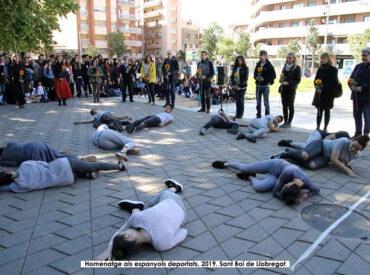 SANTBOII EL BAIX LLOBREGAT FAN HOMENATGE A LES PERSONES DEPORTADES I MORTES ALS CAMPS DE CONCENTRACIÓ I A TOTES LES VÍCTIMES ESPANYOLES DEL NAZISME, ICELEBRAEL 75è ANIVERSARI DE L'ALLIBERAMENT DELS CAMPSNAZIS El govern de l'Estat espanyol va instaurar el 5 de maig, com el Dia nacional d'homenatge als deportats i deportades, a les persones assassinades, […]