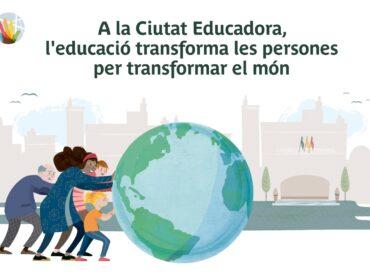 El passat dilluns 23 de novembre, el Consell Escolar Municipal va aprofitar la proximitat de la commemoració del Dia Internacional de les Ciutats Educadores per reiterar el seu suport als valors intrínsecs a la nova Carta de les Ciutats Educadores, igual que va fer el ple del passat 19 de novembre aprovant per unanimitat l'adhesió […]